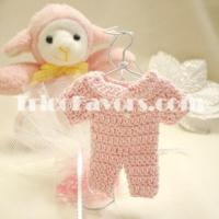 Knitted: Baby Pajama-Pink