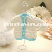 Buy cheap Knitted: Baby Sweater-Blue from Wholesalers