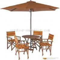 Wholesale wooden patio furniture from china suppliers