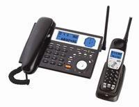 China 46/49MHZ TWO LINES CALLER ID Cordless Phone 3900 on sale
