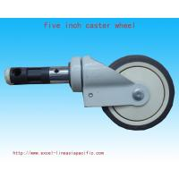 China Five inch caster wheel on sale