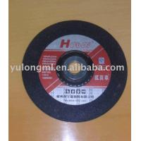China Fiberglass Reinforced Metal Abrasive Disc/Cutting Disc on sale