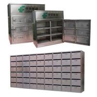 China Stainless Steel Group Mailbox Series on sale