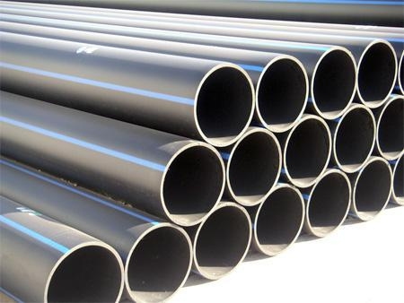 Quality The polyethylene PE pipe giving water for sale