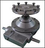 Agricultural irrigation speed reducer