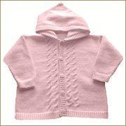 Wholesale Hooded Cardigan with Cables from china suppliers