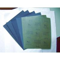 China Abrasive Paper Latex Paper Base Silicon Carbide Waterproof Abrasive Paper on sale