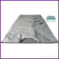 Wholesale New Far Infrared Sauna Fir Slimming Weight Loss Blanket from china suppliers