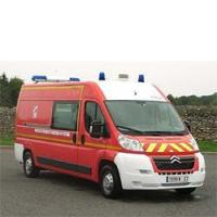 Gruau-vsav-evolutif, long, wide bodied ambulance van