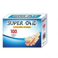 Buy cheap MP11010 100pcs assorted adhesive bandages from Wholesalers