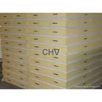 Buy cheap Cold storage room Insulated sandwich aluminium pu panel from wholesalers