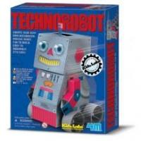 Wholesale Toys, Puzzles, Games & More 4M Kidz Labs Technorobot from china suppliers