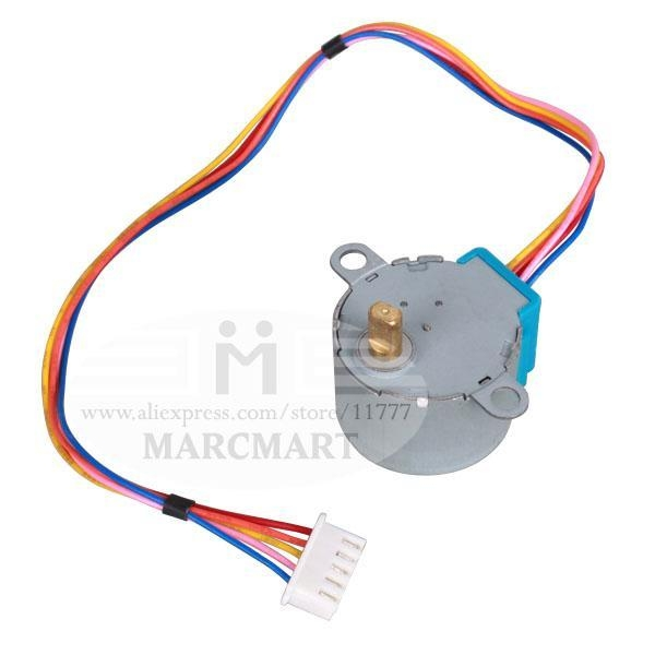 China 5V Micro Mini Reduction Stepper Motor 5V Electric Step Motor for PIC 51 AVR