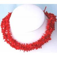 Buy cheap Coral Beads jewelry Coral Necklace from Wholesalers