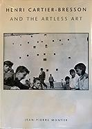 China BOOKS Henri Cartier Bresson And The Artless Art - Jean-Pierre Montier on sale