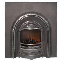 cast iron electric fireplace cast iron electric fireplace cast iron