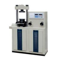 Wholesale YAW-300 electro-hydraulic pressure testing machine from china suppliers