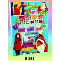 Buy cheap Battery Operated Sewing Machine with Sewing Accessories Set from Wholesalers