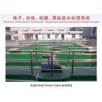 Wholesale 3000T/D wastewater treatment project from china suppliers