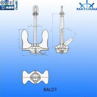 Anchor & Chains Stockless anchors - Baldt
