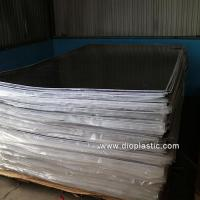 Wholesale acrylic sheet black acrylic sheet 5mm from china suppliers