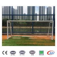 Wholesale Outdoor equipment for training portable soccer goal post mini from china suppliers