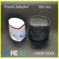 Wholesale Travel adapter with Twin USB from china suppliers