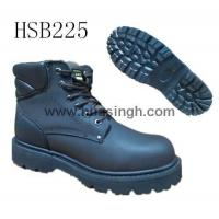 Buy cheap Hotselling Product high quality leather industrial work safety boots from wholesalers