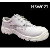 Buy cheap Showcase Product Composite toe white safety shoes from wholesalers
