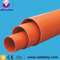 Wholesale Best Sell Good Quality All Size Wholesale Thin Wall PVC Pipe Prices from china suppliers