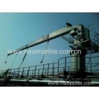 Wholesale Hydraulic Crane and Davit (Provision Crane / Hose Handing Crane) from china suppliers