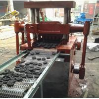 Wholesale BBQ coal charcoal briquette press machine from china suppliers