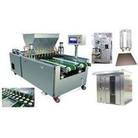 Wholesale Semi-automatic cake production line from china suppliers