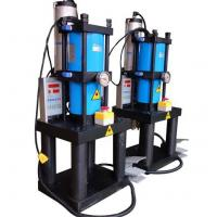 Buy cheap Pressure riveting equipment The 4 column type booster compressor from wholesalers