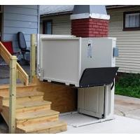 Buy cheap Wheelchair lift Wheelchair lift platform from Wholesalers