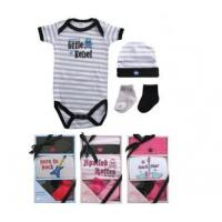 Buy cheap Rebel Baby Gift Set 4pc from Wholesalers