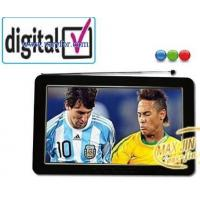 Wholesale 7inch ISDB-T ATSC DVB-T2 Dual Core Digital TV Tablet PC from china suppliers