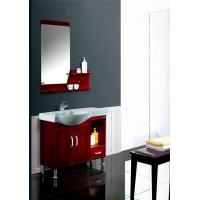 Wholesale China Simple Style Wood Bathroom Cabinet Q6628 from china suppliers