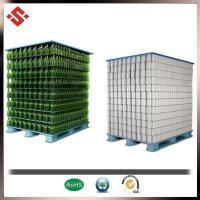 Wholesale Bottle layer pad /Pa... Product: cans packing ,corflute sheet for bottle layer pad from china suppliers