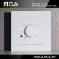 Buy cheap MGA A9 Series ceiling fan reversing switch& speed rotary fan switch from wholesalers