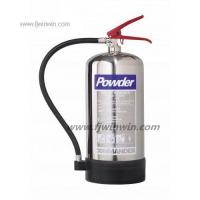 Wholesale FJD-S066KG DCP Stainless Fire Extinguishers from china suppliers