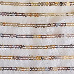Quality Scarf with Shining Pieces for sale