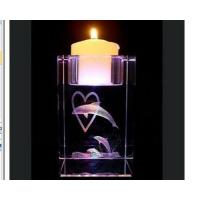Crystal wedding anniversary tea light candle holder from wholesalers