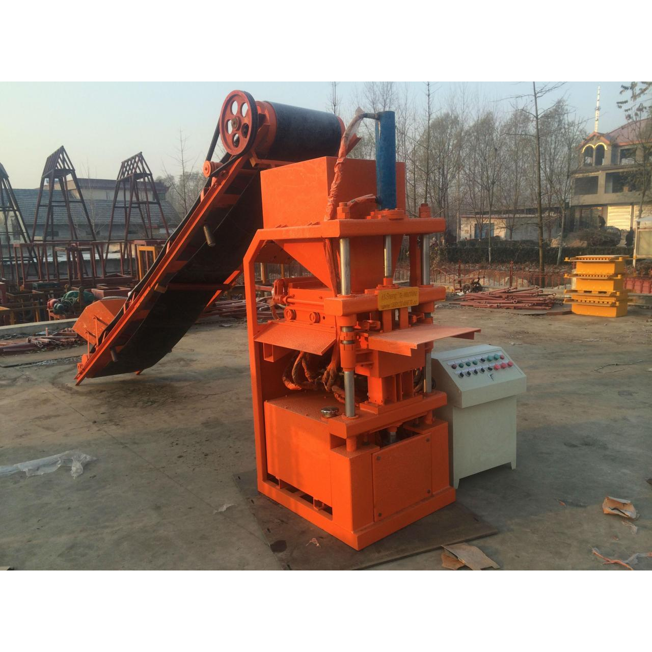 Wholesale non-burned Clay brick machine ES1-10 from china suppliers