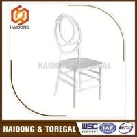 Wholesale Wholesale Crystal Wedding Resin Phoenix Chair Factory Supply from china suppliers