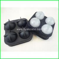 Wholesale 2016 Fashion Ice Ball Maker Design Silicone Ice Cooler Mold FYJ-007 from china suppliers