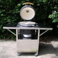 Wholesale Mobile Simply Stainless Steel BBQ Cart AU-21S3 from china suppliers