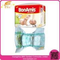 Wholesale Super dry diaper in bulk manufactures baby diaposable diaper in Guangzhou from china suppliers