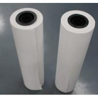 Buy cheap Roll Sublimation Paper 75g /90g/100g sublimation heat transfer paper from wholesalers