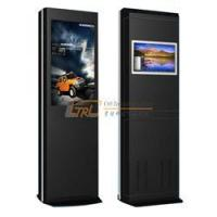 Wholesale 46 inch 2 sides display digital signage interactive kiosk from china suppliers